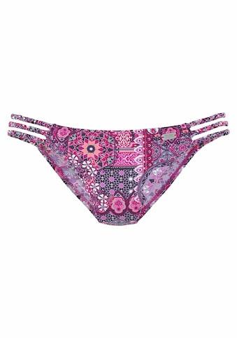 Buffalo Bikini-Hose »Shari«, mit geflochtenen Bändern kaufen