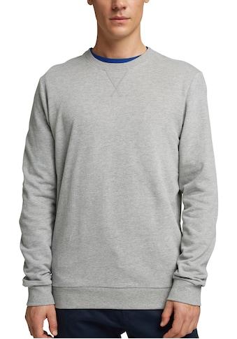 edc by Esprit Sweatshirt, mit Rundhalsausschnitt kaufen