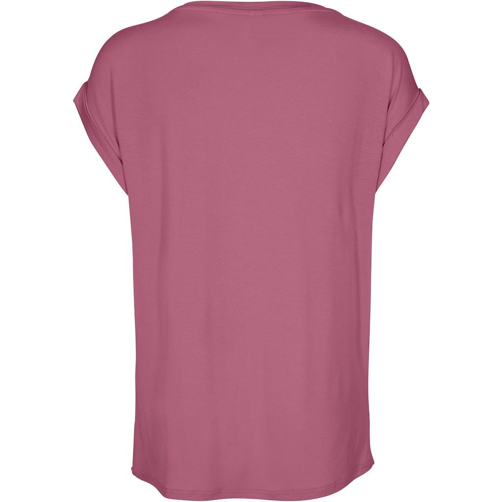soyaconcept Shirtbluse »SC-Thilde6«, Schluse- das Vorderteil Web, der Rücken aus Jersey