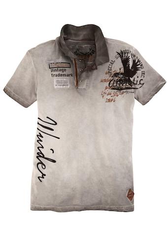 Hangowear Trachtenshirt, mit Printdesigns kaufen
