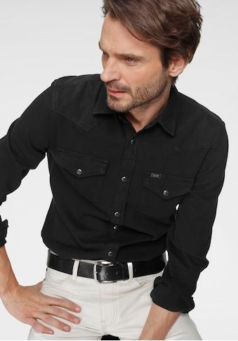 Lee® Jeanshemd »Western Shirt« kaufen