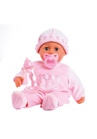 "Bayer Babypuppe ""First Words, rosa"" kaufen"