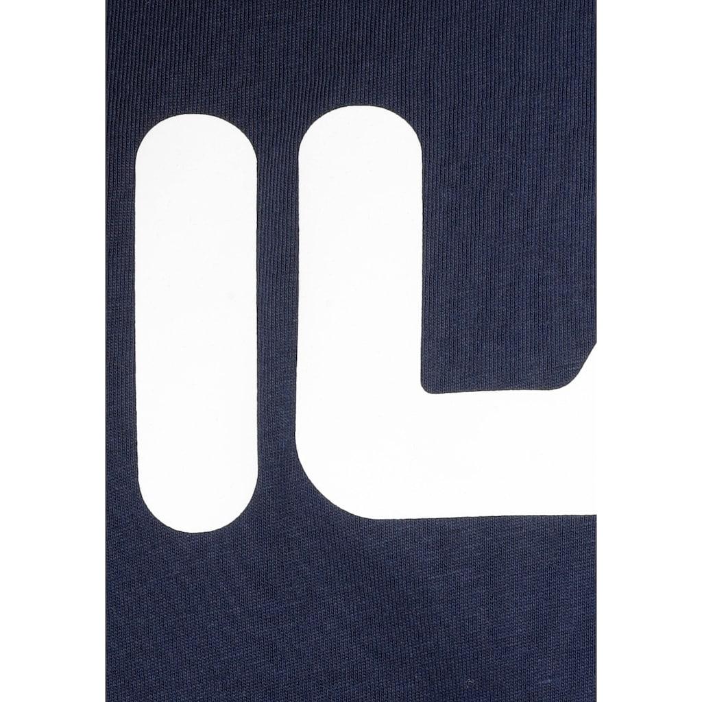 Fila T-Shirt »PURE tee«, Unisex - Für Damen und Herren