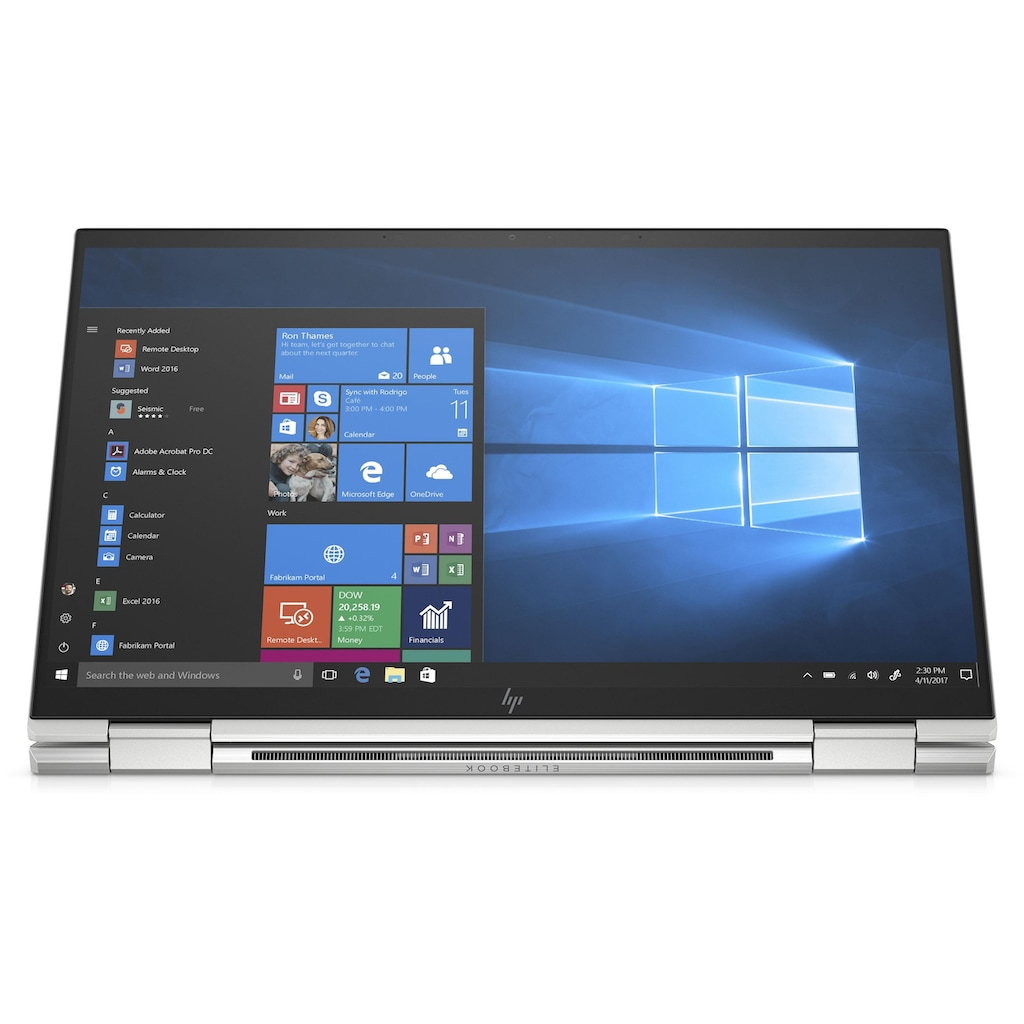 HP Notebook »EliteBook x360 1030 G7 229P9EA SureView Reflect«, ( 512 GB SSD)