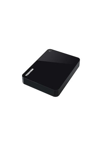 Externe Festplatte, Toshiba, »Canvio Advance 4 TB« kaufen