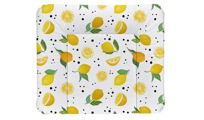 Rotho Babydesign Wickelauflage »Lemon Chill«, Made in Europe kaufen
