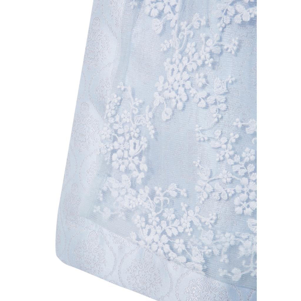MarJo Dirndl, (3 tlg.), mit bestickter transparenter Schürze