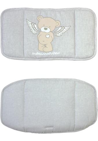 roba® Kinder-Sitzauflage »(1852V) Dekor (111) Heartbreaker«, (2 tlg.) kaufen