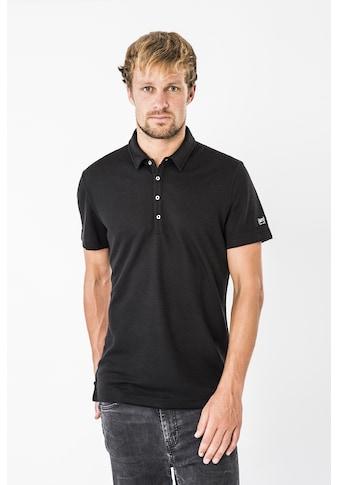 SUPER.NATURAL Poloshirt »M PIQUET POLO«, pflegeleichter Merino-Materialmix kaufen