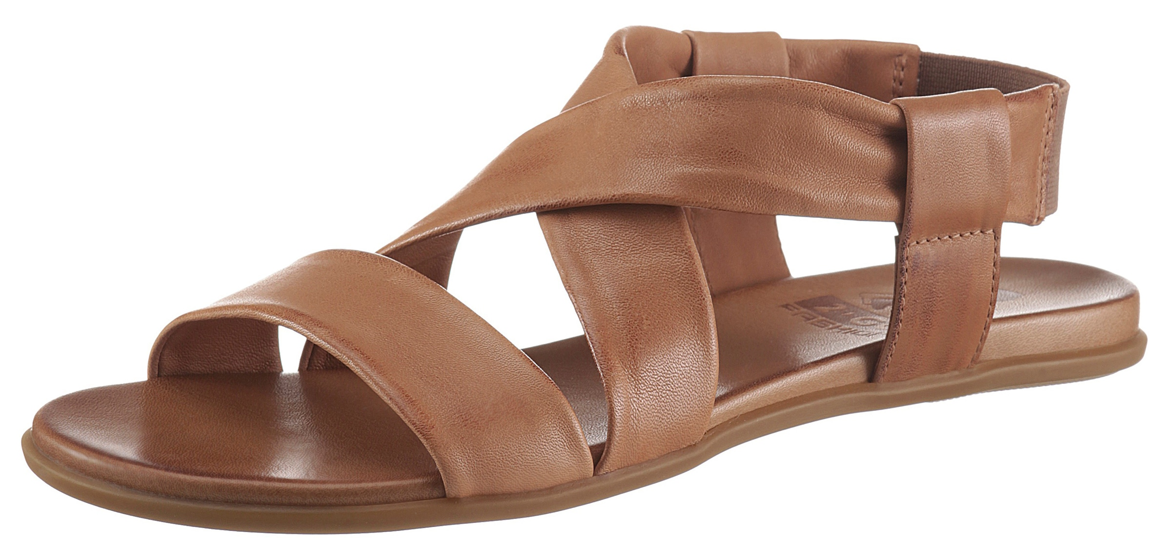 Image of 2GO FASHION Sandale, mit Gummizug für bequemes Einschlupfen