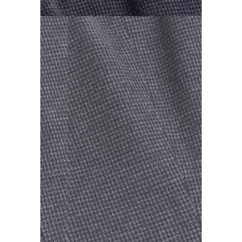 Esprit Kurzblazer, modern im Hahnentritt-Muster
