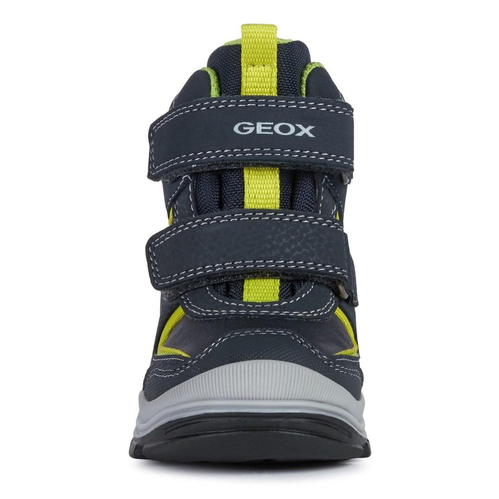 Geox Kids Winterstiefel »FLANFIL BOY«, mit TEX-Ausstattung