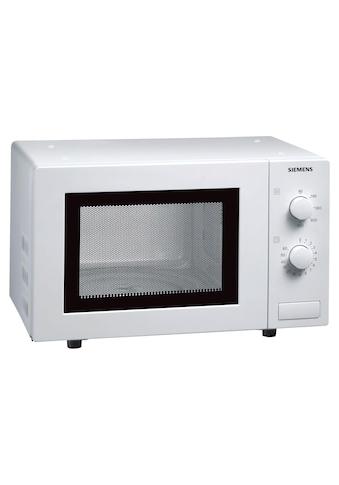 Mikrowelle, Siemens, »HF12M240 Weiss« kaufen