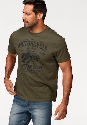 Arizona T-Shirt, mit modischem Print kaufen