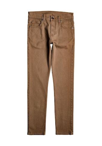 Quiksilver Slim-fit-Jeans »Distorsion Colors« kaufen
