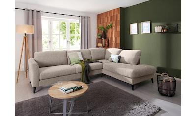 Home affaire Ecksofa »Gröde«, extra weicher Sitzkomfort kaufen