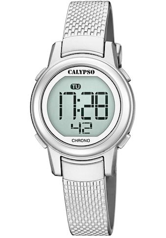 CALYPSO WATCHES Chronograph »Digital Crush, K5736/1« kaufen
