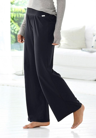 LASCANA Homewearhose, mit weitem Bein kaufen