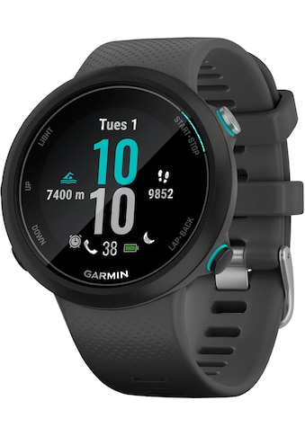 """Garmin Smartwatch »Swim2 mit Silikon-Armband 20 mm« (2,63 cm/1,04 """" kaufen"""