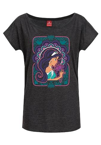 Disney T - Shirt »Aladdin Flower Power« kaufen