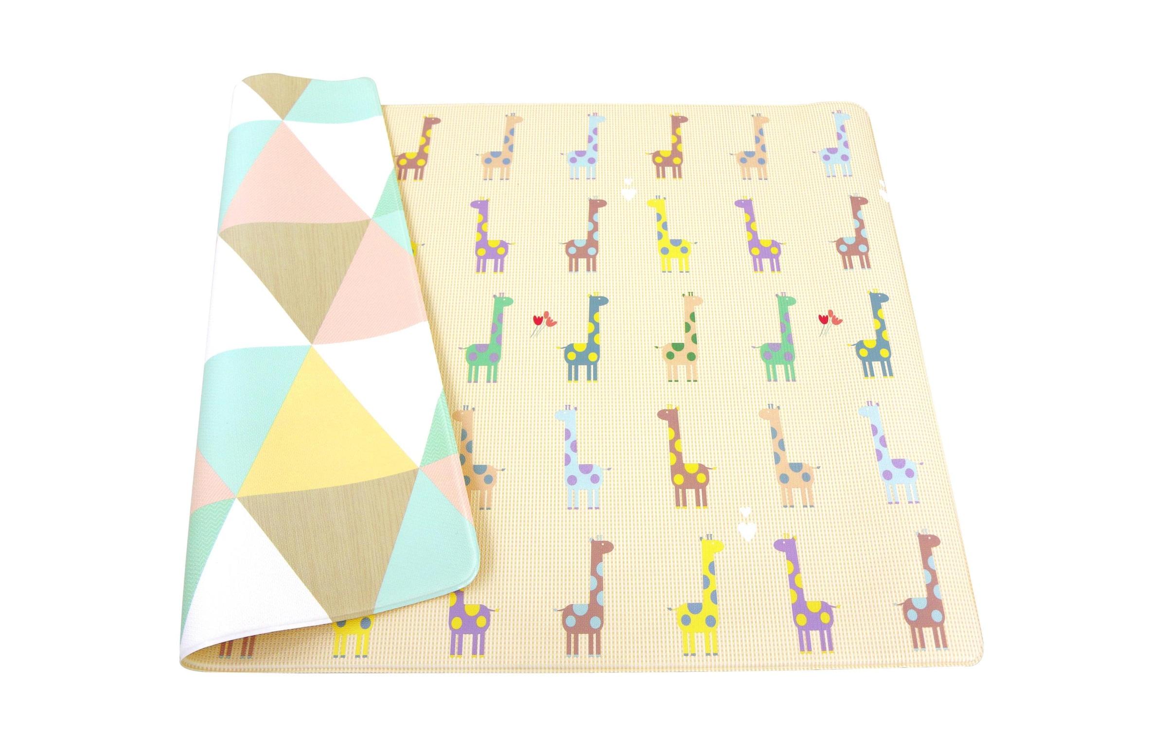 Image of BabyCare Spielmatte »Giraffe in Love, 185 x 125 cm«