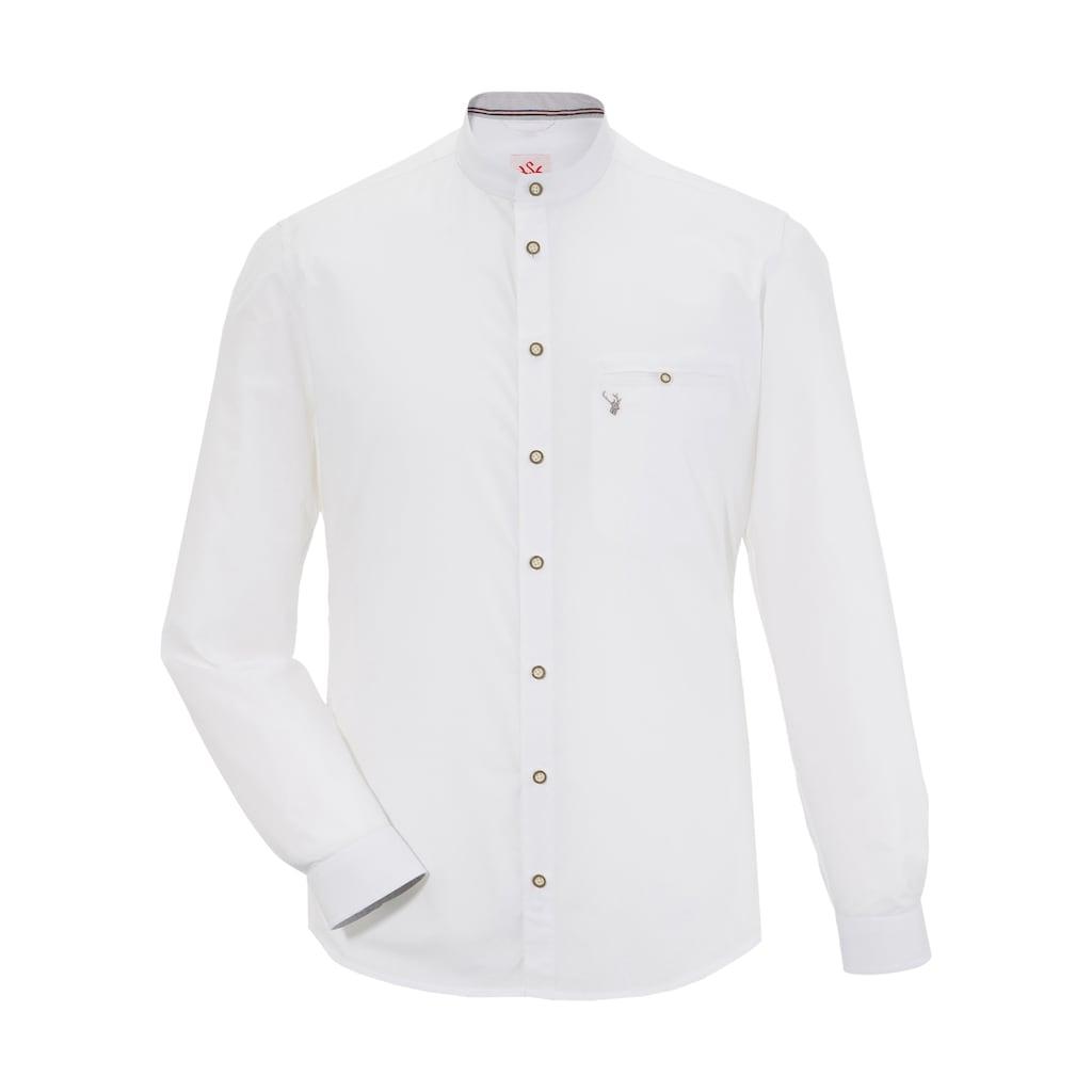 Spieth & Wensky Trachtenhemd, mit Stehkragen