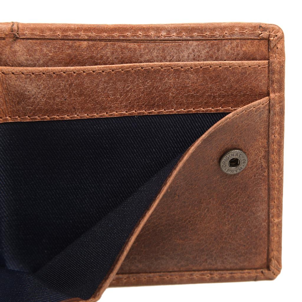 Sansibar Geldbörse, RFID-Schutz