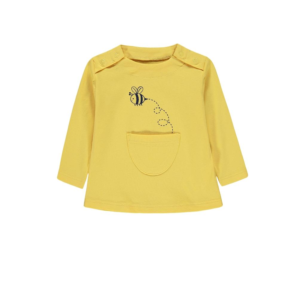 Bellybutton Langarmshirt »The little Bee«