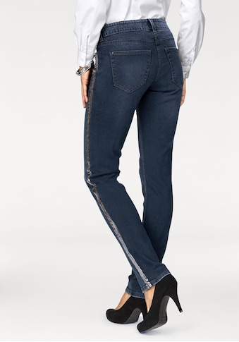 MAC Gerade Jeans »Carrie Pipe Galon« kaufen