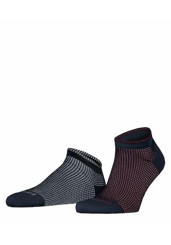 Esprit Sneakersocken »Vertical Piqué 2-Pack«, (2 Paar), aus Biobaumwolle kaufen