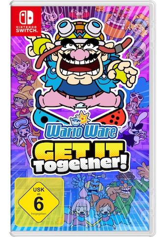 Nintendo Switch Spiel »WarioWare: Get it Together!«, Nintendo Switch kaufen