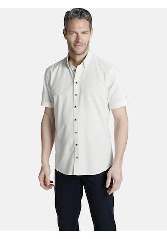 Charles Colby Kurzarmhemd »URIEN«, in edler Leinenoptik kaufen