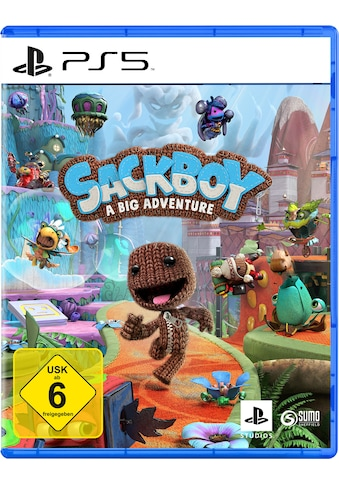Sackboy: A Big Adventure PlayStation 5 kaufen
