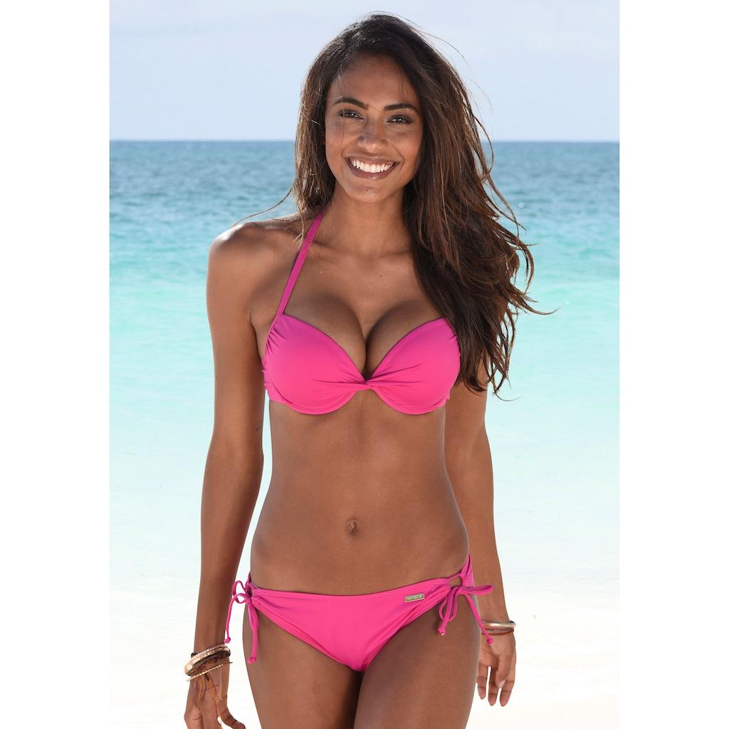 LASCANA Bikini-Hose »Italy«, mit seitlichen Bindebändern
