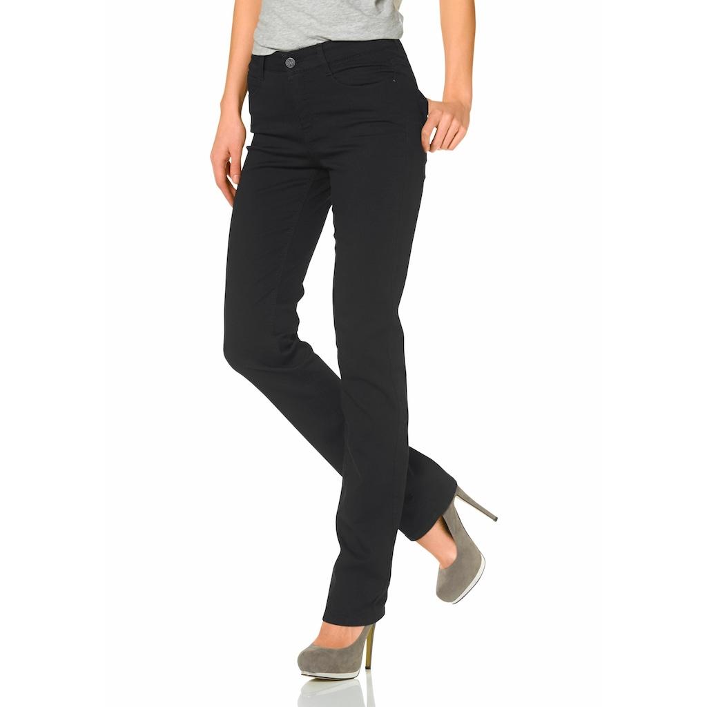 MAC Stretch-Jeans »Dream«, Hochelastisches Material sorgt für den perfekten Sitz