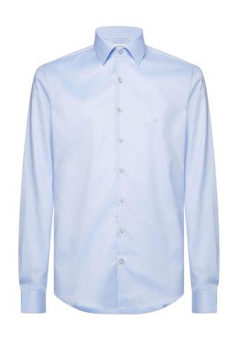 Calvin Klein Businesshemd »TWILL EASY IRON SLIM SHIRT«, passend zu jedem Anlass kaufen