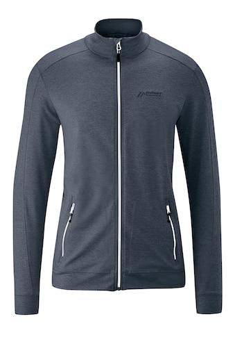 Maier Sports Funktionsjacke »Burray M«, Extrem elastisches, anpassungsfähiges Material kaufen