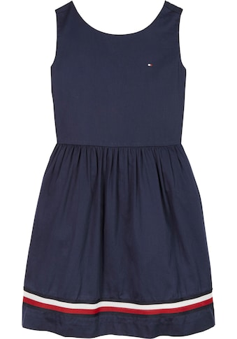 TOMMY HILFIGER Skaterkleid »GLOBAL STRIPE TAPE« kaufen