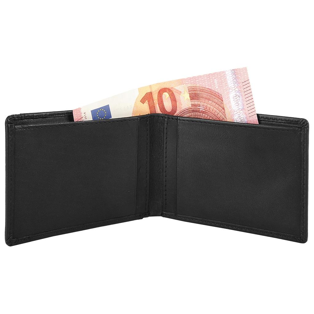 bugatti Geldbörse »ATLANTA«, Kreditkartenfächer