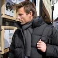 Result Strickschal »Classic Herren Strick Thermo Winter Schal«