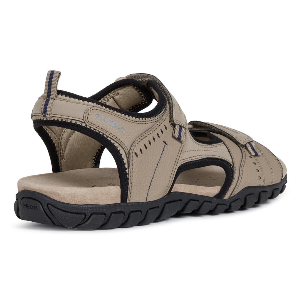 Geox Sandale »U Sandal Mito«, mit praktischen Klettverschlüssen