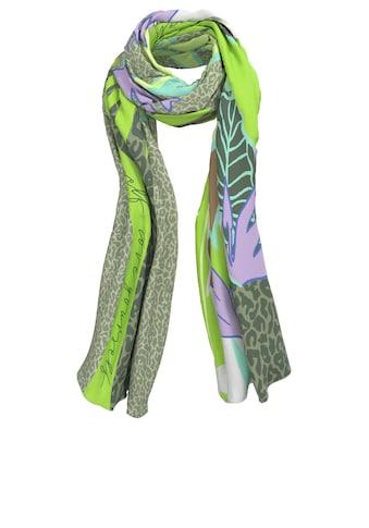 bianca Modetuch »MUSI«, im modernen Jungle-Print mit frischem Farbverlauf kaufen