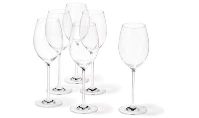 LEONARDO Rotweinglas »Leonardo Rotweinglas Cheers 520 ml,«, (6 tlg.), geeignet für... kaufen