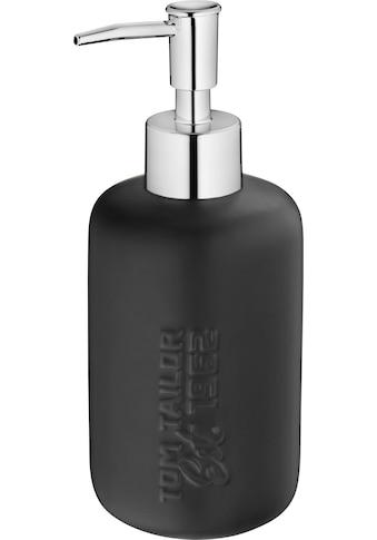 TOM TAILOR Seifenspender »SOHO BLACK« kaufen
