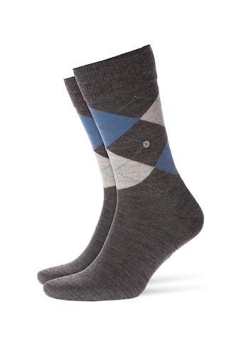 Burlington Socken »Edinburgh«, (1 Paar), aus Schurwolle kaufen