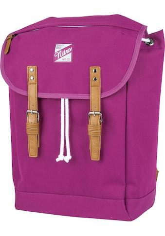 NITRO Laptoprucksack »Venice Grateful Pink« kaufen