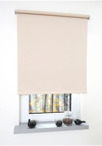 Liedeco Springrollo »Uni«, verdunkelnd, freihängend, Verdunkelung kaufen