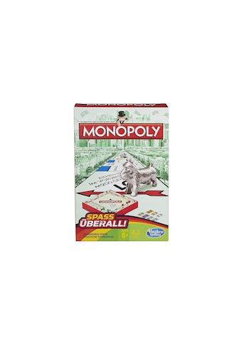 Hasbro Spiel »Monopoly Kompakt« kaufen