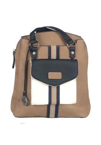 Rieker Cityrucksack »Canberra/Kalkutta«, auch als Handtasche tragbar kaufen