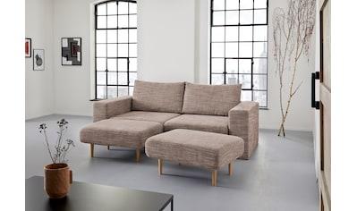 LOOKS by Wolfgang Joop 3,5-Sitzer »Looksv«, Verwandlungssofa: aus Sofa wird Sofa mit 2... kaufen
